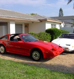 i had a 1985 nissan 300zx given to me 2 days ago the car sit for four years  [ 1600 x 1200 Pixel ]
