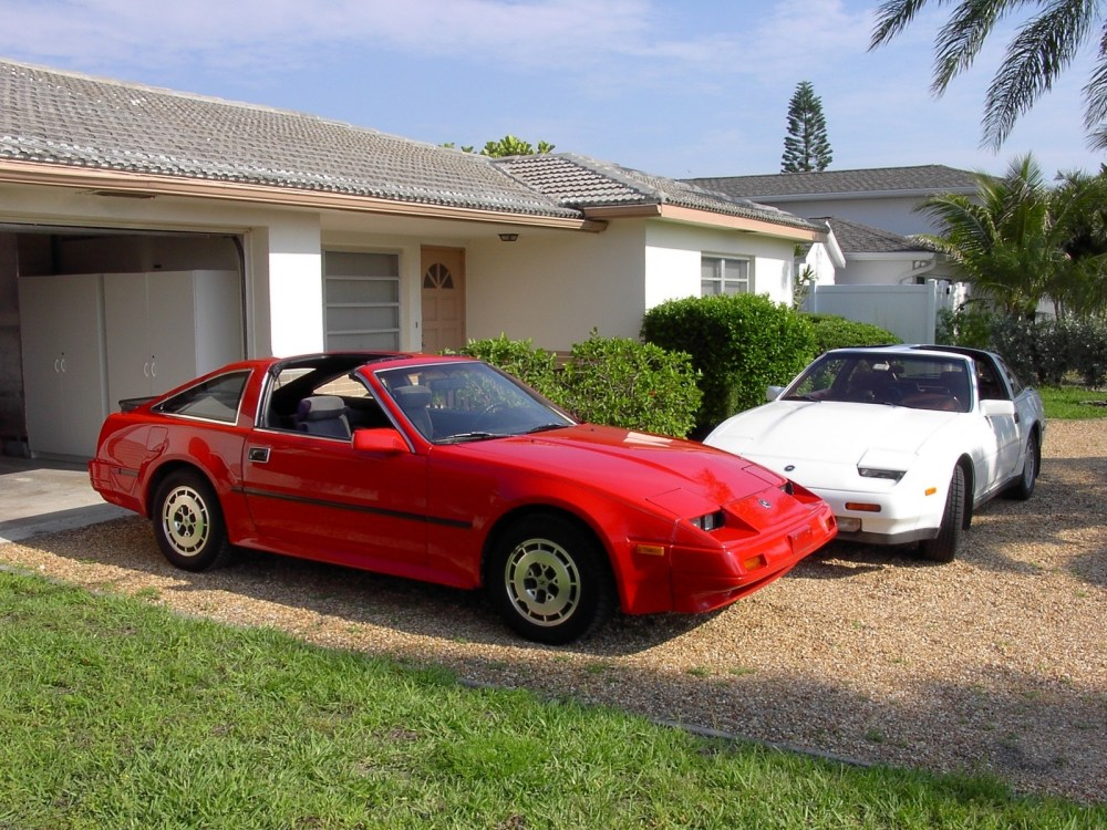 medium resolution of i had a 1985 nissan 300zx given to me 2 days ago the car sit for four years