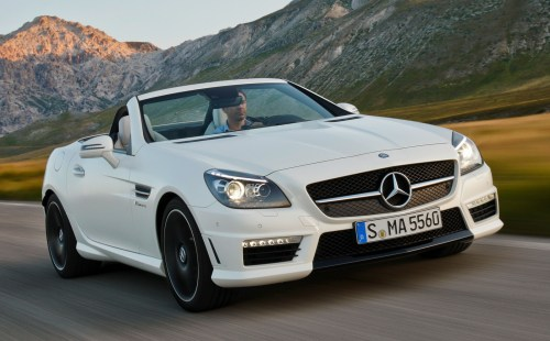 small resolution of 2014 mercedes benz slk class review