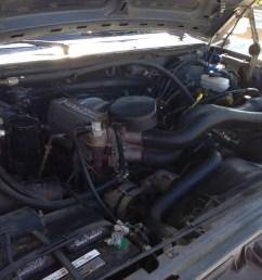 motor diagram of a 1987 ford bronco ii motor free engine [ 1600 x 1200 Pixel ]