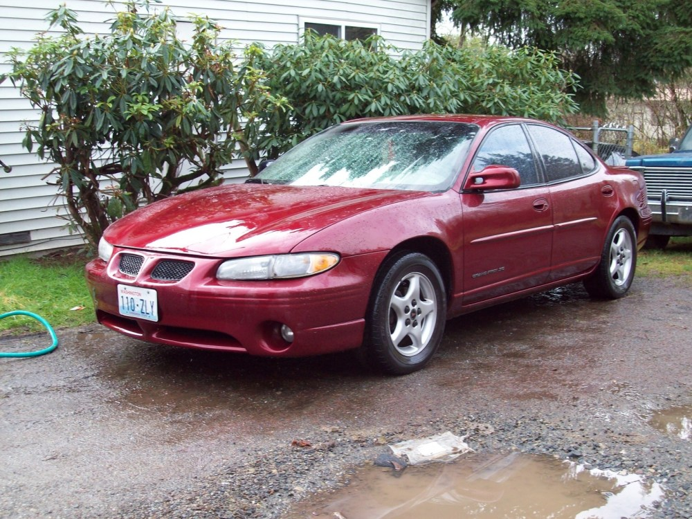 medium resolution of pontiac grand prix questions my 2002 grand prix se 3 1 wont start cargurus