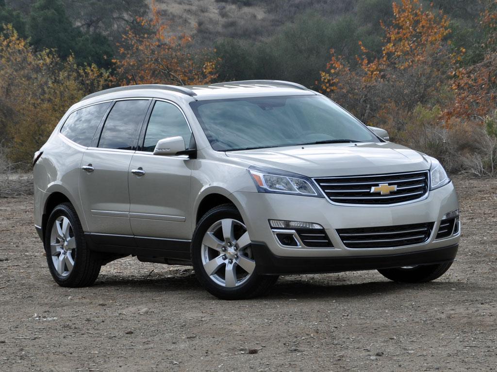 2014 Chevrolet Traverse  Test Drive Review  CarGurus