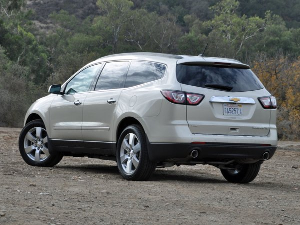 2014 Chevrolet Traverse Test Drive Review CarGurus