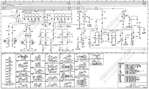 small resolution of ford f 150 questions are the taillights wired to the highbeam 1978 ford 7000 voltage regulator diagram 1978 f150 wiring diagram lighting