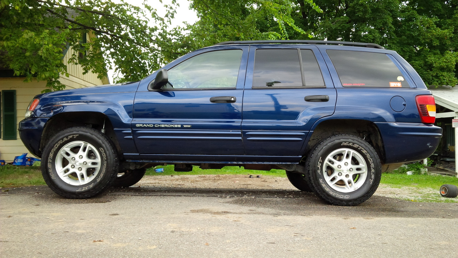 Picture of 2002 jeep grand cherokee special edition 4wd exterior