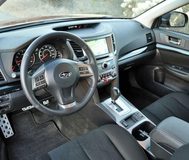 Subaru Legacy  I Sport Interior Gallery_worthy