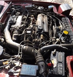 got a 87 honda prelude si engines hesitates bad on slight load up hill and wont rev past 2000 rpms changed spark plugs and fuel filter and now wont even  [ 1600 x 1200 Pixel ]