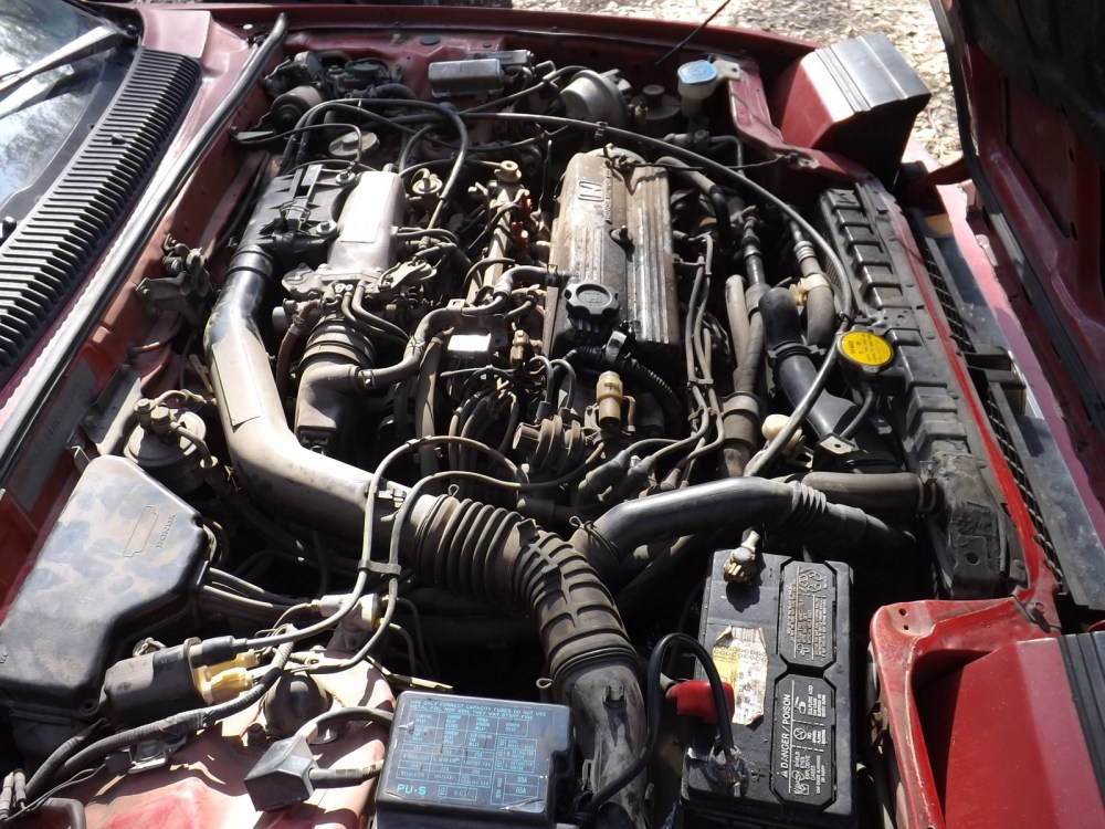 medium resolution of got a 87 honda prelude si engines hesitates bad on slight load up hill and wont rev past 2000 rpms changed spark plugs and fuel filter and now wont even