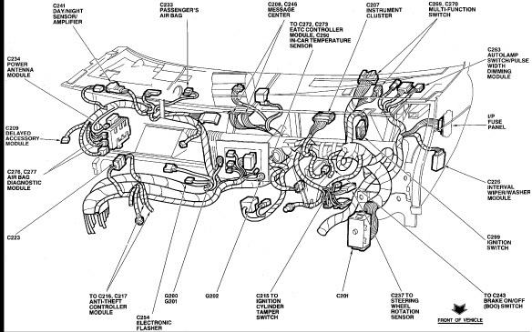 98 Grand Prix Alarm Wiring Diagram : 34 Wiring Diagram