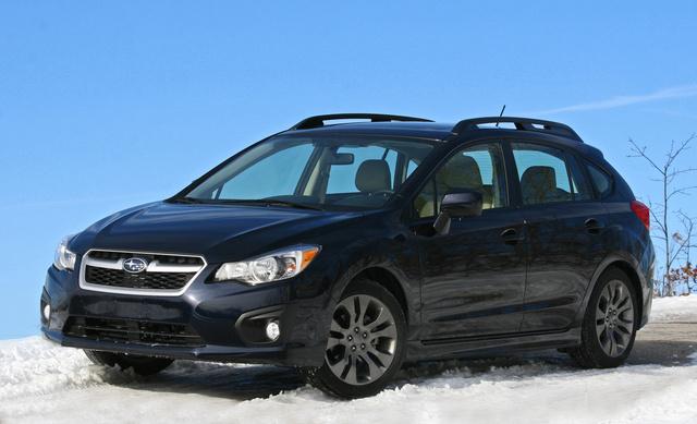 2014 Subaru Impreza Overview Cargurus