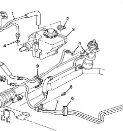 power steering hose diagram wiring diagrams schematics rh nestorgarcia co ford f 150 steering column 2007  [ 1600 x 957 Pixel ]