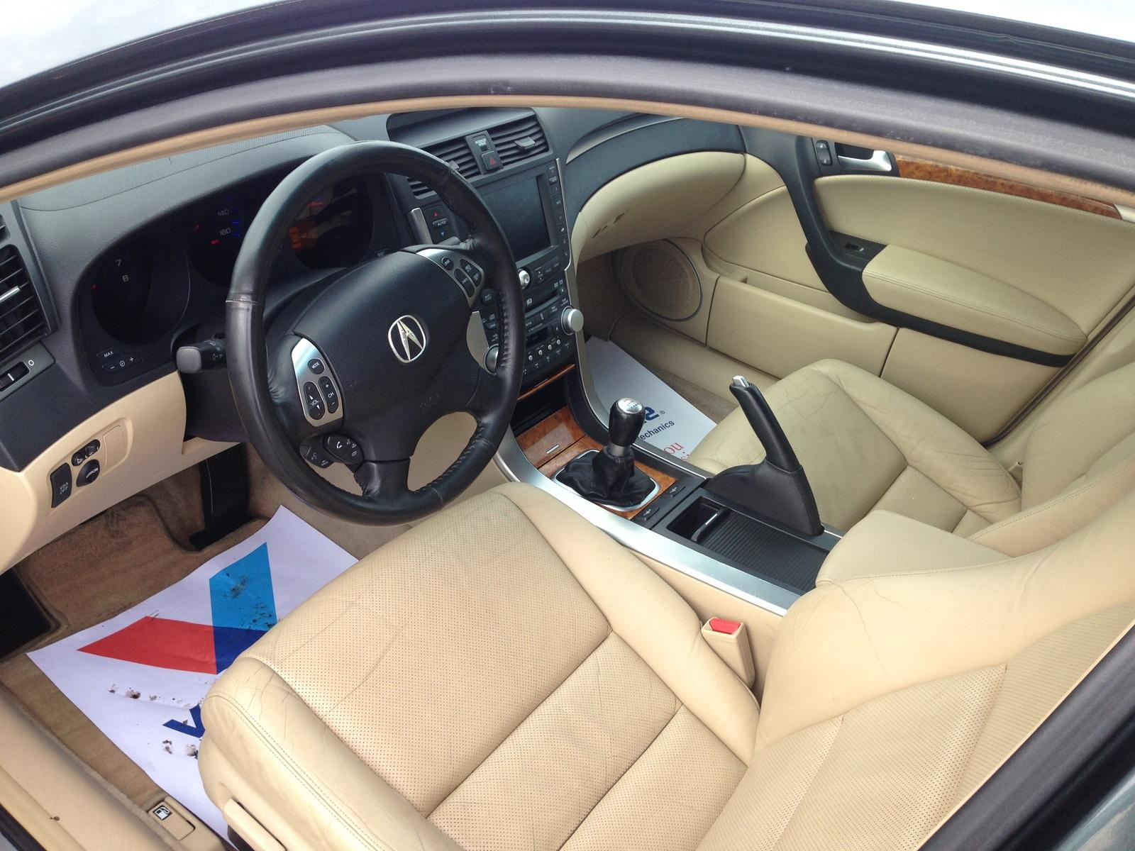 1999 Honda Accord Interior