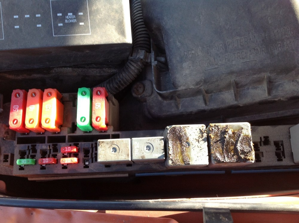 medium resolution of  aveo fuse box 2004 chevy chevrolet cavalier questions do i need to change my under the hood rh cargurus com 2005