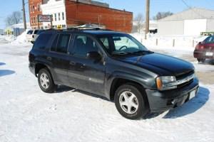 Picture of 2004 Chevrolet TrailBlazer LS 4WD exterior