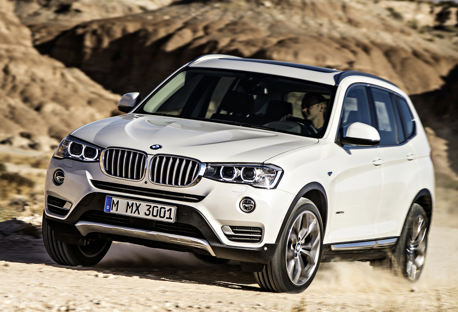 hight resolution of 2015 bmw x3 front quarter view exterior manufacturer gallery worthy
