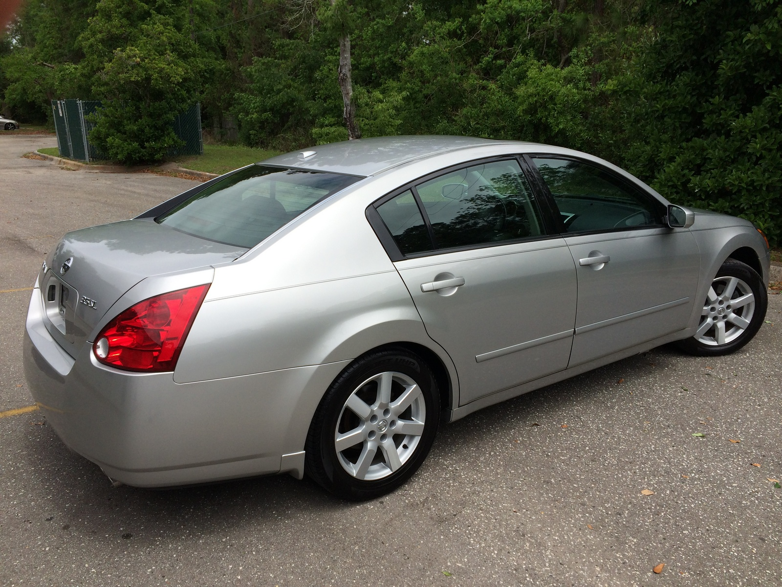 hight resolution of picture of 2006 nissan maxima 3 5 sl exterior