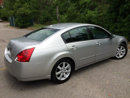 small resolution of picture of 2006 nissan maxima 3 5 sl exterior
