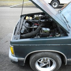 2001 Saturn Sl1 Headlight Wiring Diagram What Is The For A Trailer Chevrolet S 10 Questions My Heater Fan Stopped Working I Have 5 People Found This Helpful