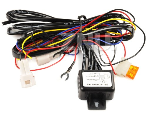 small resolution of yes i have a relay for each drl i just don t know how and where to connect the turn signal wiring