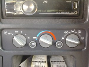 Chevrolet CK 1500 Questions  AC Control panel blowing  CarGurus