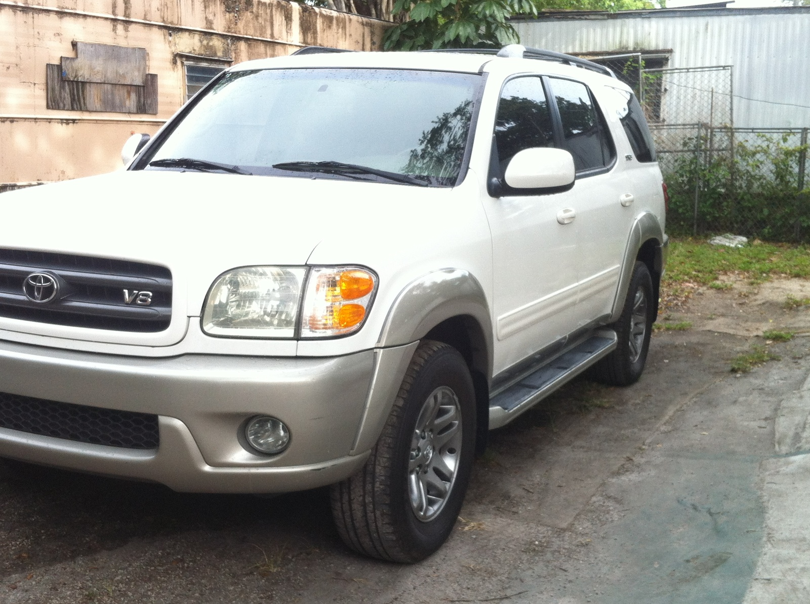 2004 Toyota Sequoia Radio
