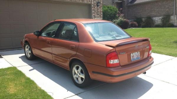 2002 Mazda Protege - Cargurus