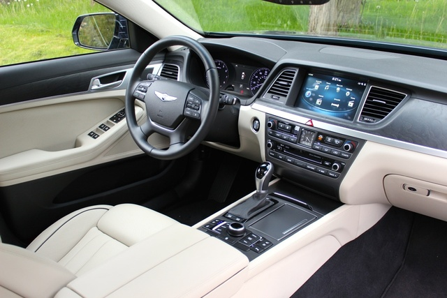 2015 Hyundai Genesis Overview CarGurus