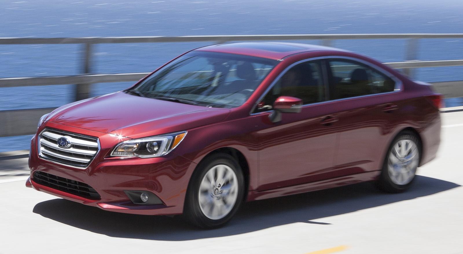 2015 Subaru Legacy Test Drive Review Cargurus