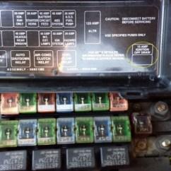 2008 Dodge Ram 1500 Fuse Box Diagram 97 Ford Explorer Speaker Wiring Van Data