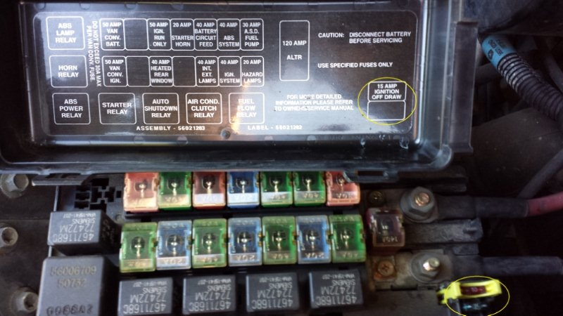 Dodge Ram 1500 Fuse Box Diagram On 07 Dodge Ram 3500 Fuse Box