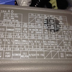 2008 Nissan Altima Alternator Wiring Diagram Heil Trailer Fuse Questions How To Reset My Gear Shift When Lockedhow