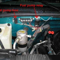91 S10 Wiring Diagram Razor Electric Scooter Chevrolet Suburban Questions - Where Is The Relay Switch On Fuel Pump? 1990 Chevy ...