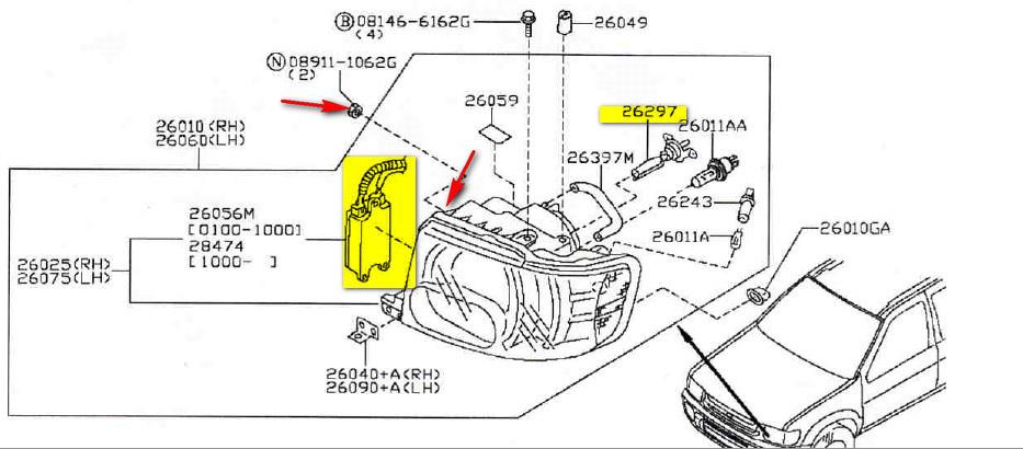 2003 Infiniti Qx4 Wiring Diagram : 32 Wiring Diagram