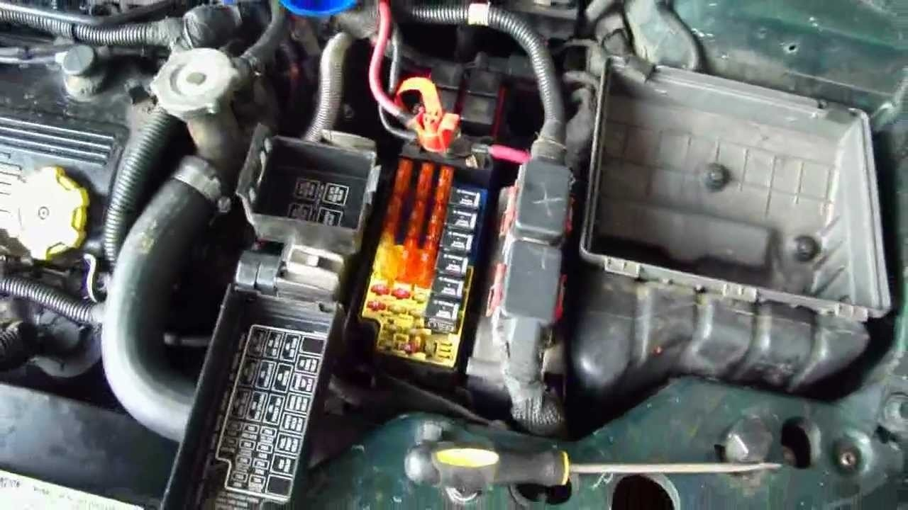 Intrepid Tcm Wiring Diagram Chrysler Sebring Questions The A C Heat Won T Work In