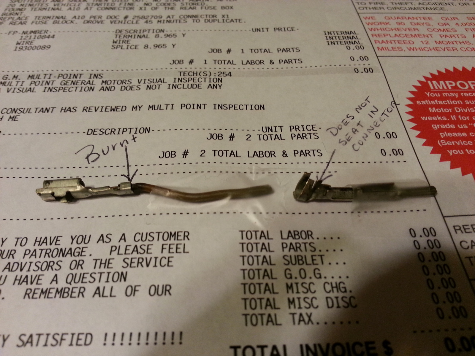 2003 Impala Fuse Diagram Chevrolet Malibu Questions Why Will My Car Turn Over But