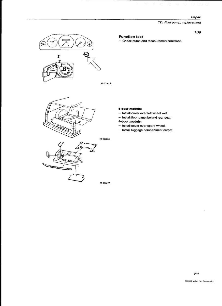 medium resolution of 1997 volvo s90 engine diagram