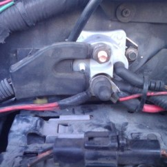 2003 Ford F150 Starter Solenoid Wiring Diagram 2005 Bmw X5 Radio F-150 Questions - I Need To Know Where The Is Located On My 2007 F ...