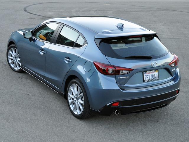 2015 Mazda Mazda3  Overview Cargurus