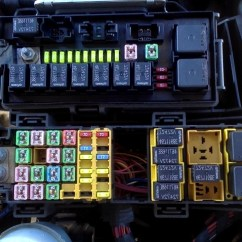 Dodge Durango Fuse Diagram Honda Xrm 125 Wiring Questions - My Power Windows Do Not Work. The Is No Dimming When Trying To Use ...