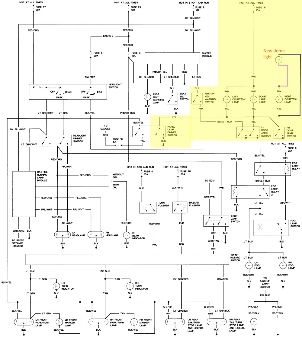 1998 jeep grand cherokee ignition wiring diagram 4 way switch schematic wrangler questions - dome light on door jamb working backwards ... cargurus