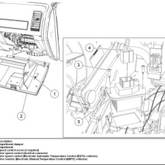 2007 Ford Fusion Ac Wiring Diagram Smeg Wall Oven Equinox Blower Motor Resistor Location Get Free Image