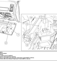 2008 ford edge ac diagram wiring diagram hub honda pilot hvac diagram ford edge hvac diagram [ 1571 x 1200 Pixel ]