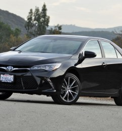 2015 toyota camry test drive review [ 1024 x 768 Pixel ]