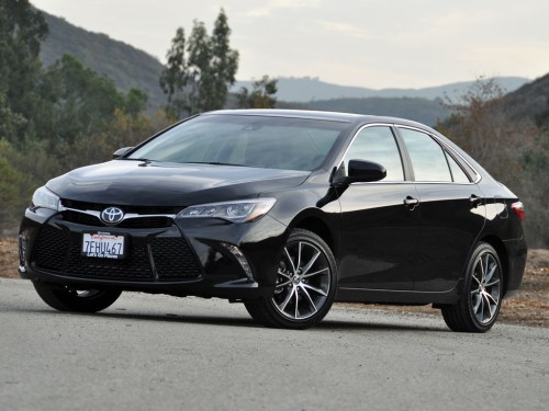 small resolution of 2015 toyota camry test drive review