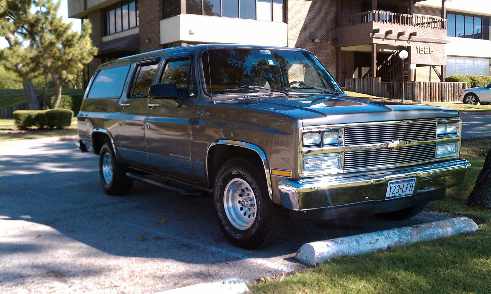Wiring Pigtail On Chevrolet Suburban 1500 I Need The Wiring Diagrams