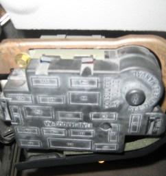 mercury grand marquis questions how do i open the inside fuse box6 answers [ 1600 x 1200 Pixel ]