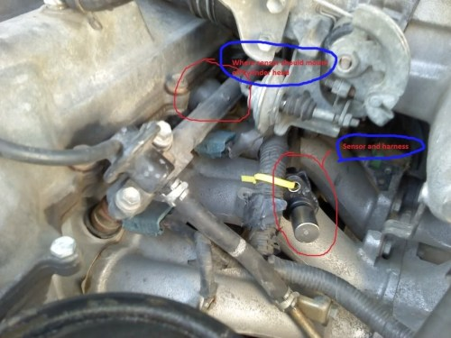 small resolution of how do i replace camshaft position sensor
