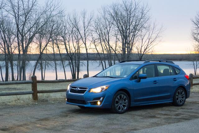 2015 Subaru Impreza Overview CarGurus