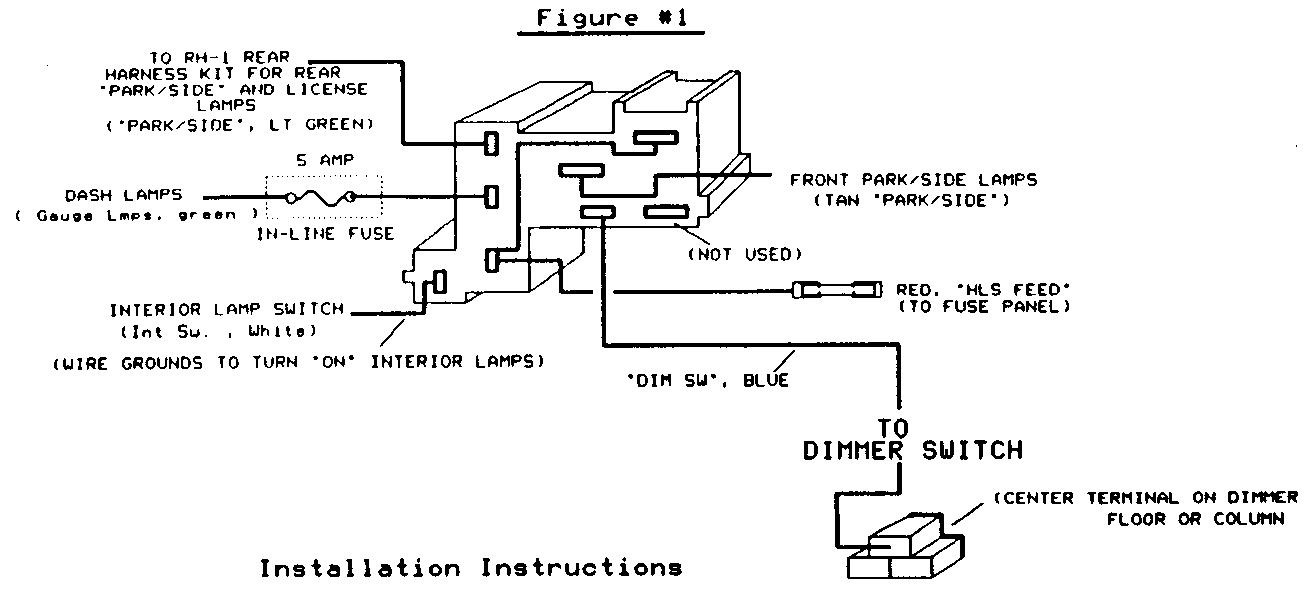 83 chevy truck fuse block wiring diagram image details