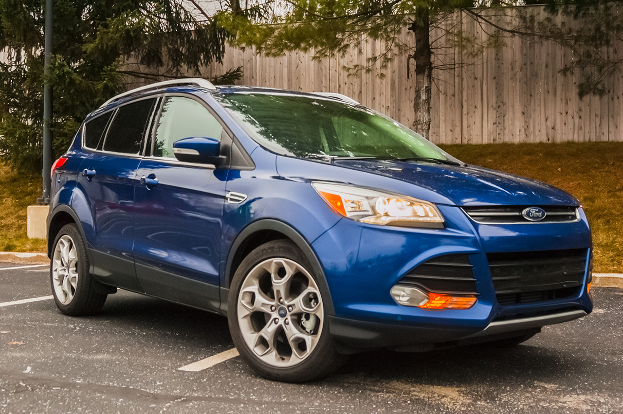 2015 Ford Escape Overview CarGurus